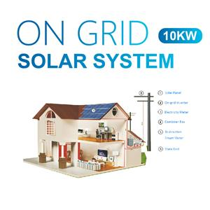 10kw Residential On Grid PV System