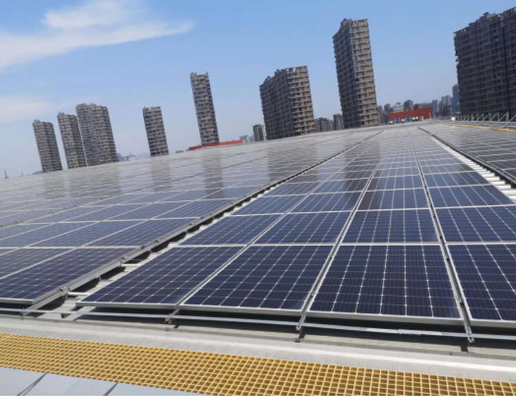 solar energy generator system