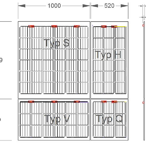 BIPV Transparent 90Wp, rahmenloses Glas-Glas Laminat, Typ V Manufacturers, BIPV Transparent 90Wp, rahmenloses Glas-Glas Laminat, Typ V Factory, Supply BIPV Transparent 90Wp, rahmenloses Glas-Glas Laminat, Typ V