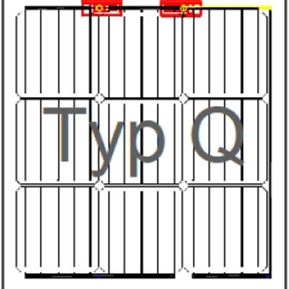 BIPV Transparent 45Wp, rahmenloses Glas-Glas Laminat, Typ Q Manufacturers, BIPV Transparent 45Wp, rahmenloses Glas-Glas Laminat, Typ Q Factory, Supply BIPV Transparent 45Wp, rahmenloses Glas-Glas Laminat, Typ Q