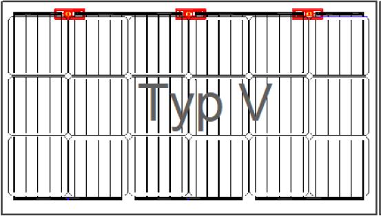 BIPV FullBlack 85Wp, rahmenloses Glas-Glas Laminat, Typ V Manufacturers, BIPV FullBlack 85Wp, rahmenloses Glas-Glas Laminat, Typ V Factory, Supply BIPV FullBlack 85Wp, rahmenloses Glas-Glas Laminat, Typ V