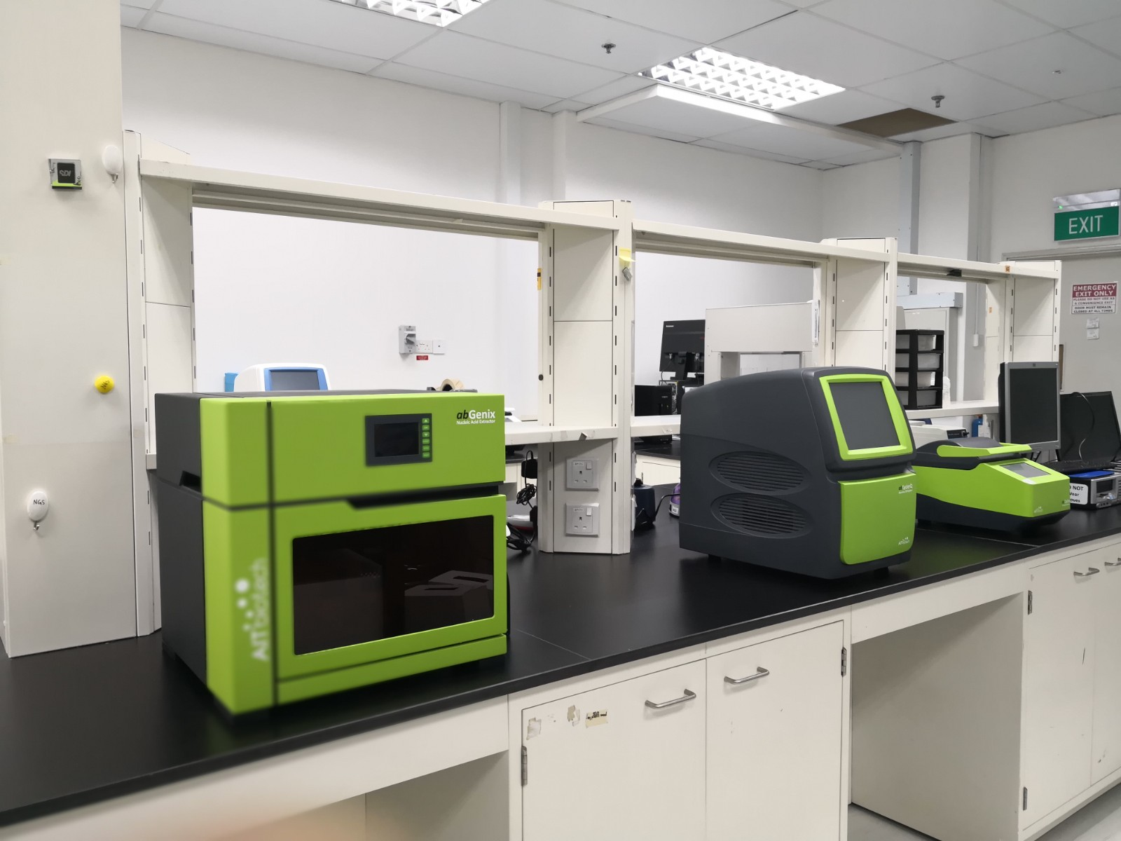 Real Time PCR Machine for COVID-19
