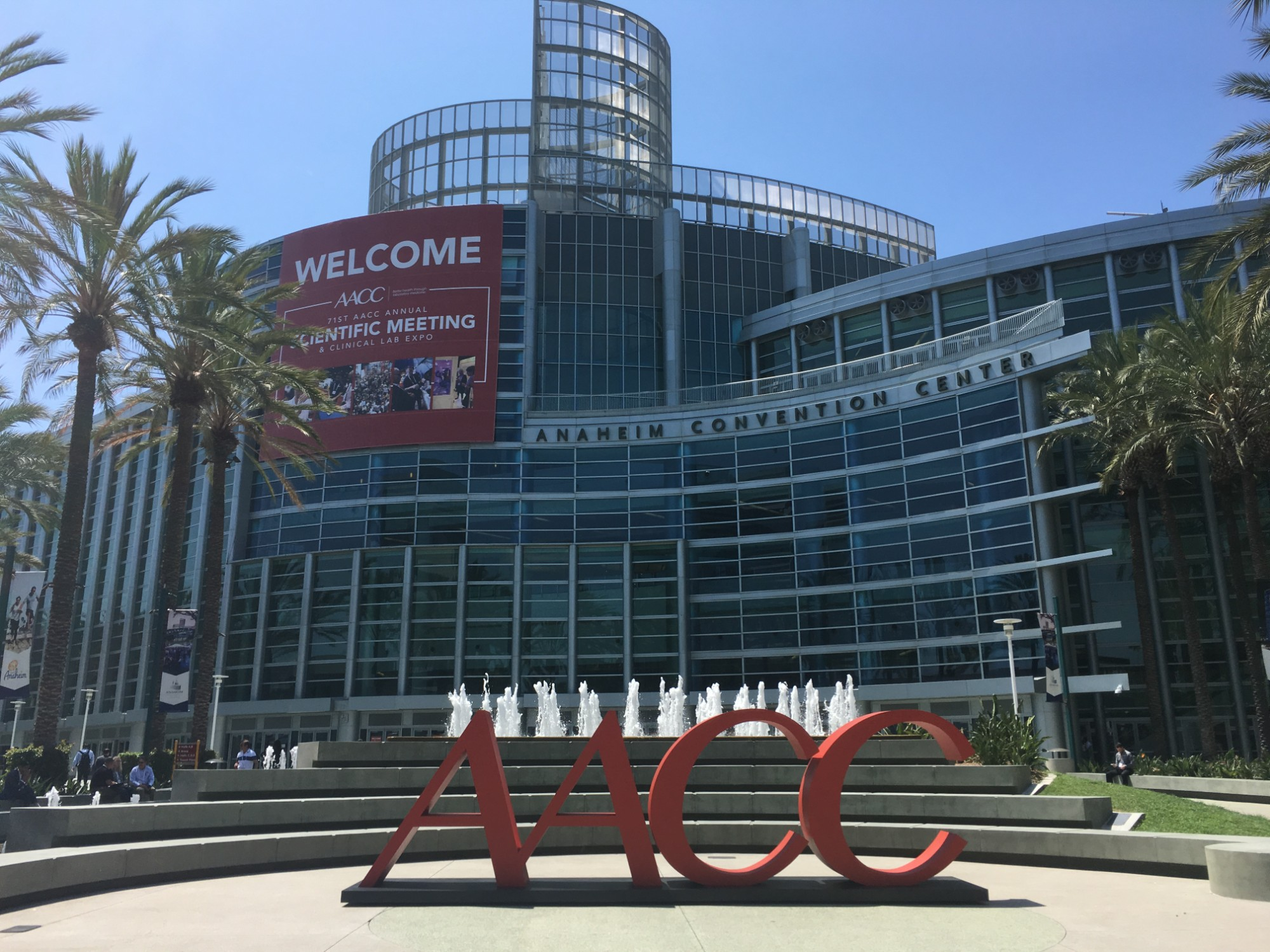 AACC - American Association for Clinical Chemistry 2019
