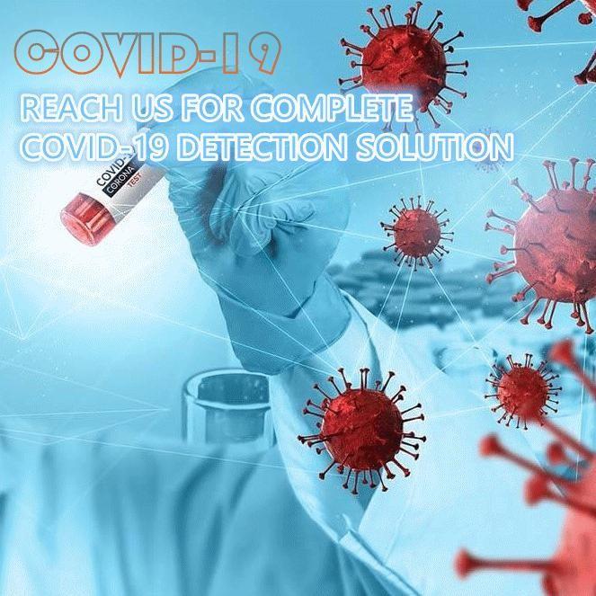 Solução de detecção COVID-19