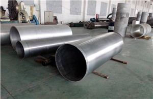5083 Big Diameter Aluminum Pipe