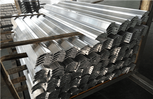 6061 Aluminum Industrial Profile