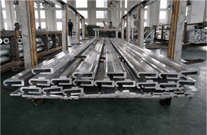6082 Aluminum Industrial Profile