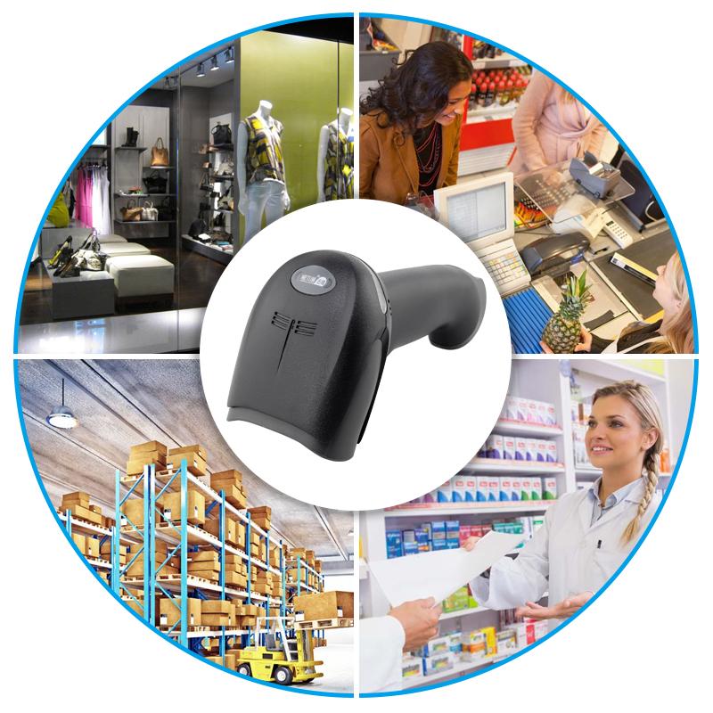 1D Laser Wired Barcode Reader Manufacturers, 1D Laser Wired Barcode Reader Factory, Supply 1D Laser Wired Barcode Reader