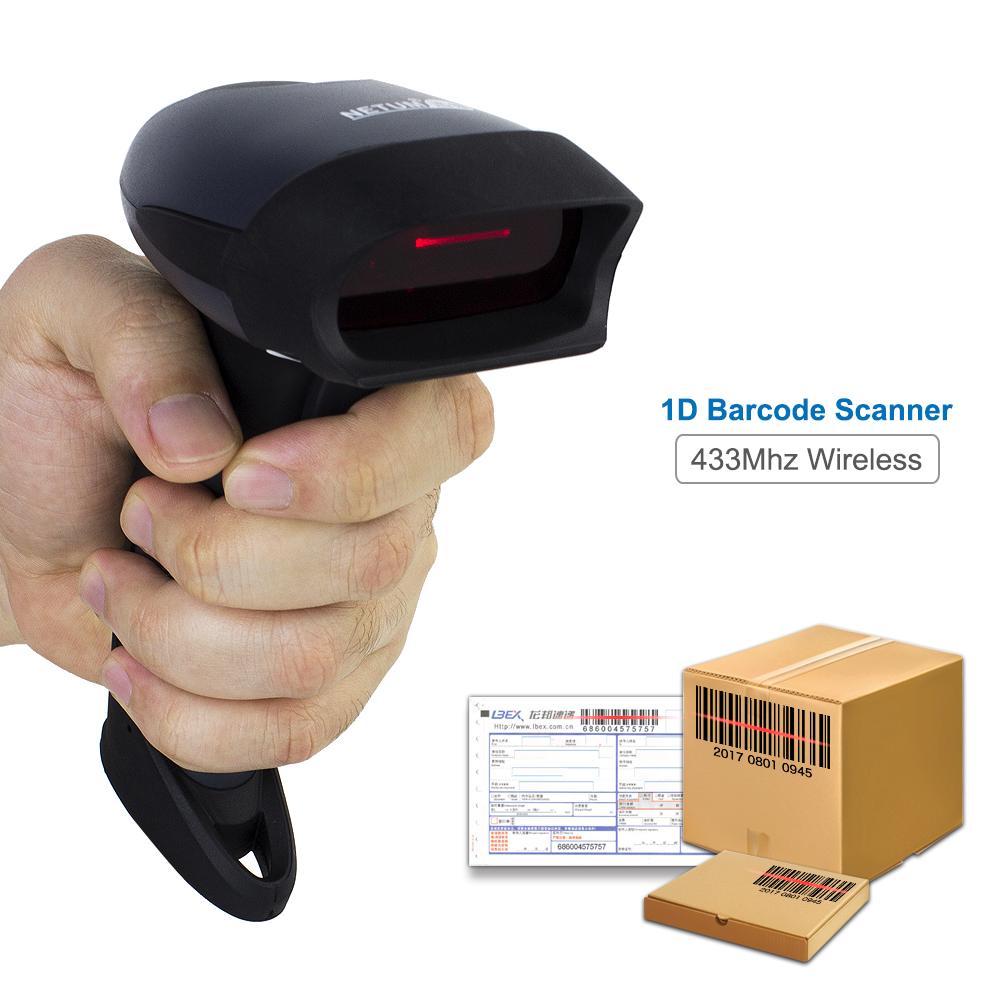 1D Barcode Scanner