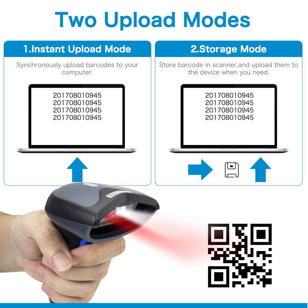 Wireless Bluetooth Barcode Scanner