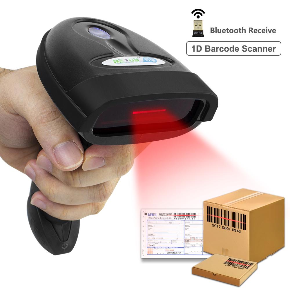 Wireless Barcode Scanner