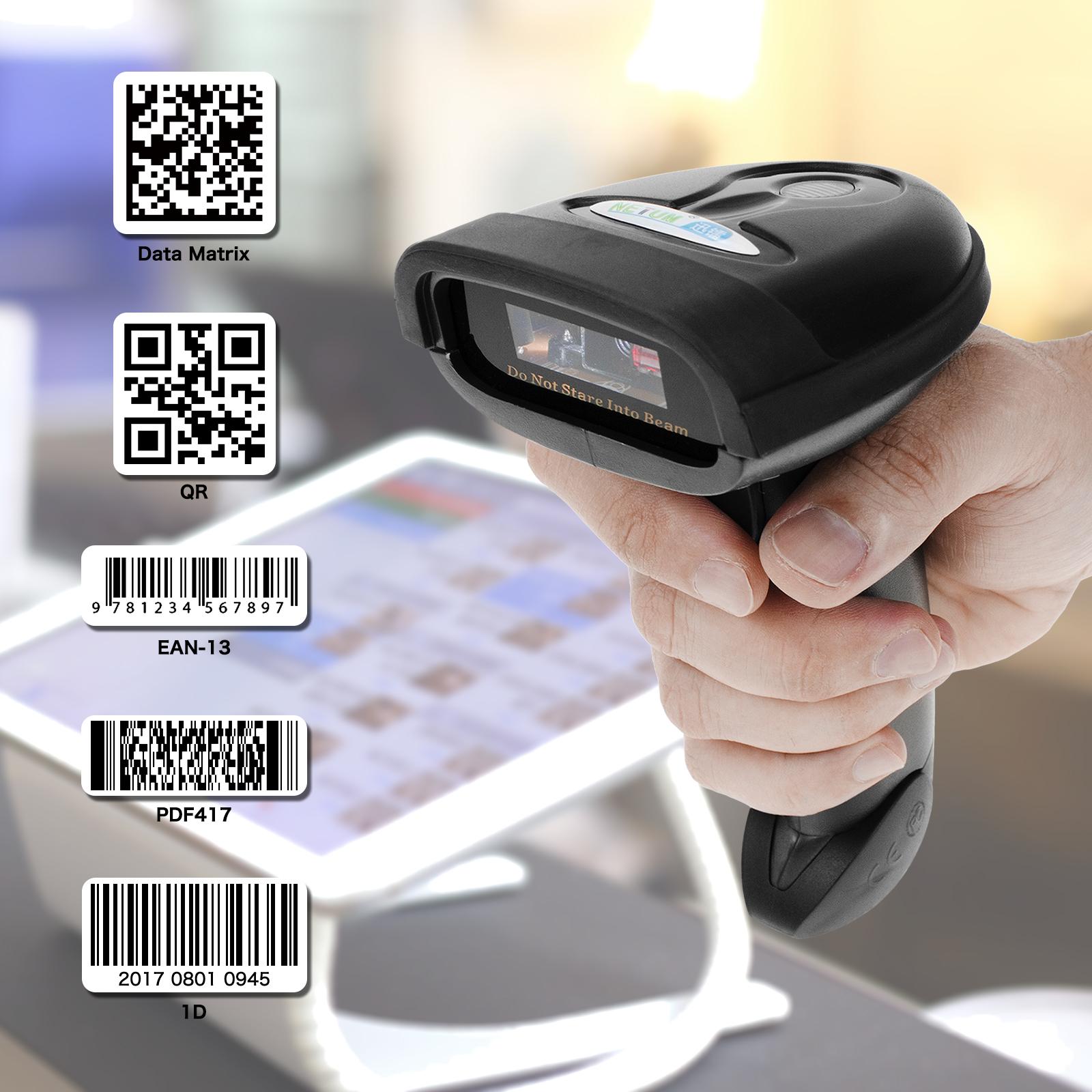 Auto Barcode Scanner