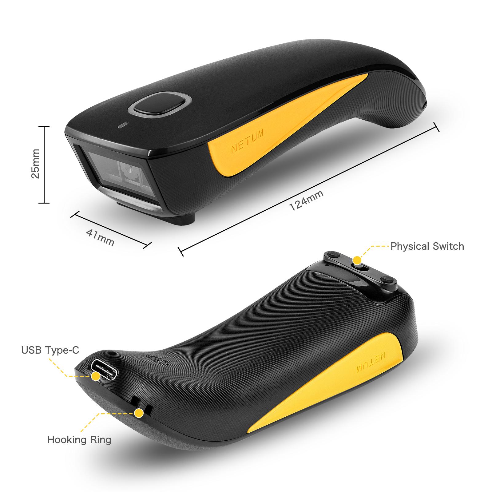 Pocket Bluetooth Scanner
