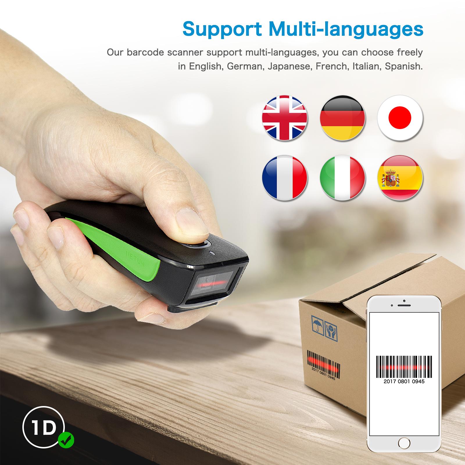 1D Bluetooth Wireless Barcode Reader Manufacturers, 1D Bluetooth Wireless Barcode Reader Factory, Supply 1D Bluetooth Wireless Barcode Reader