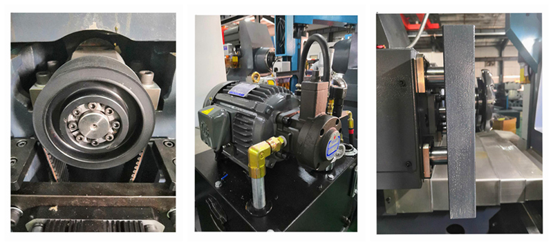 micro milling machine