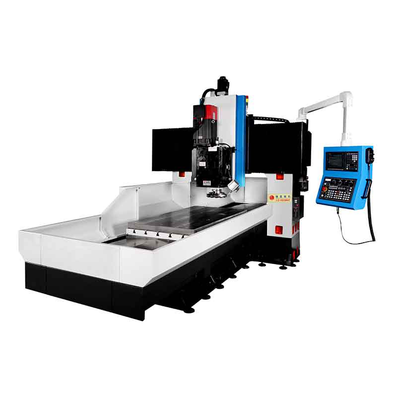 Metal End Face Milling Machine