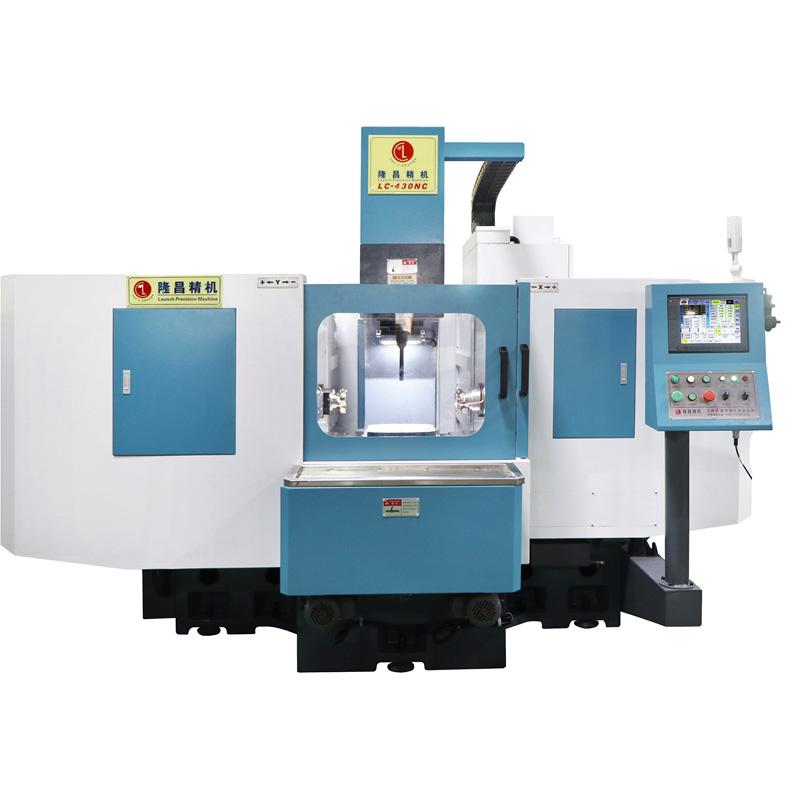 CNC Twin Head Milling Machine