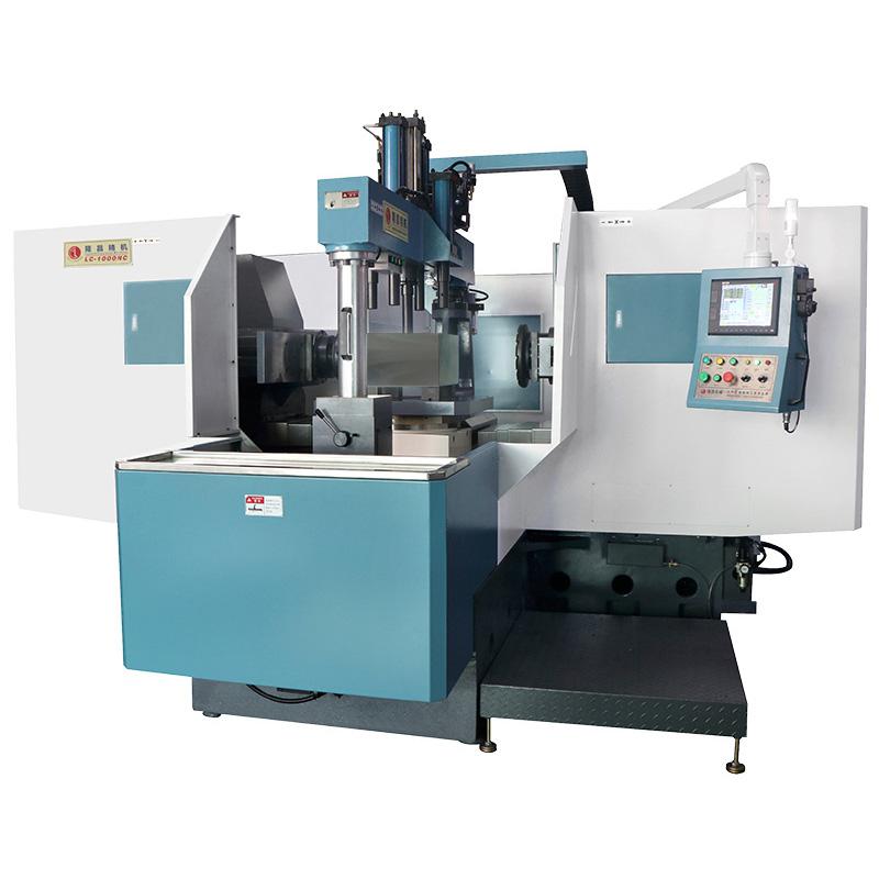 Two Head Horizontal Milling Machine For Metal-Cutting CNC