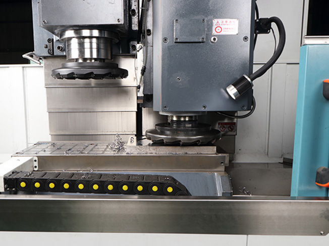 How to clean and maintain CNC duplex milling machine?