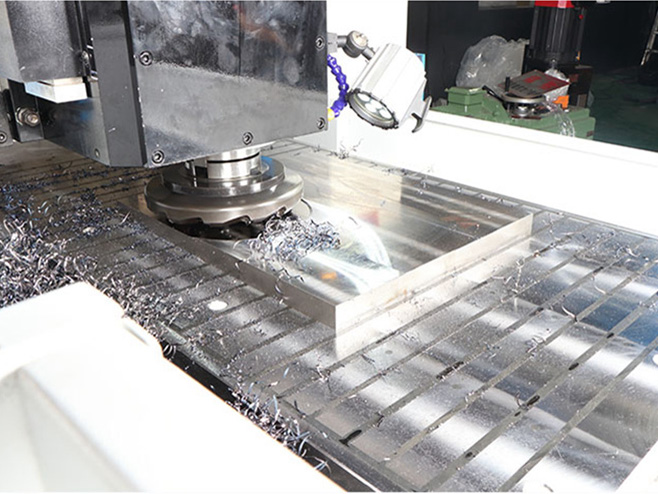 What is the processing range of duplex milling machines?