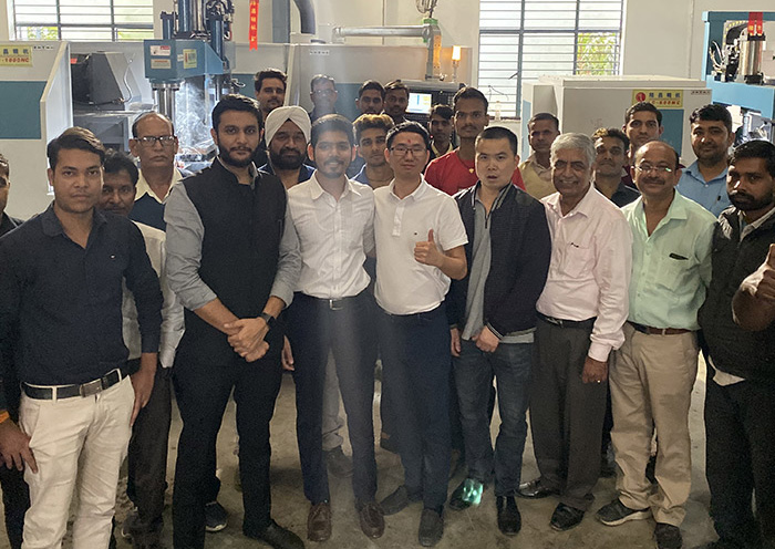 Indian cooperative customer