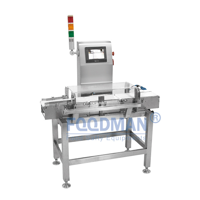 High Speed and Accuracy Checkweigher YCW-G150