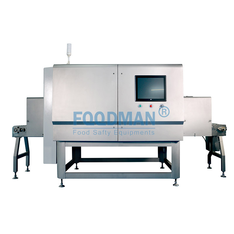 Dual Beam X-Ray Inspection System for Canned, Bottled, Jarred Products FXR-15K120-2
