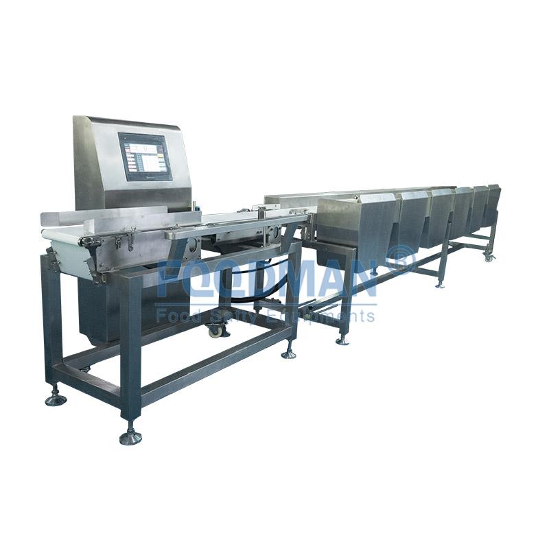 Conveyor Weight Grader YGW-LB200F8D
