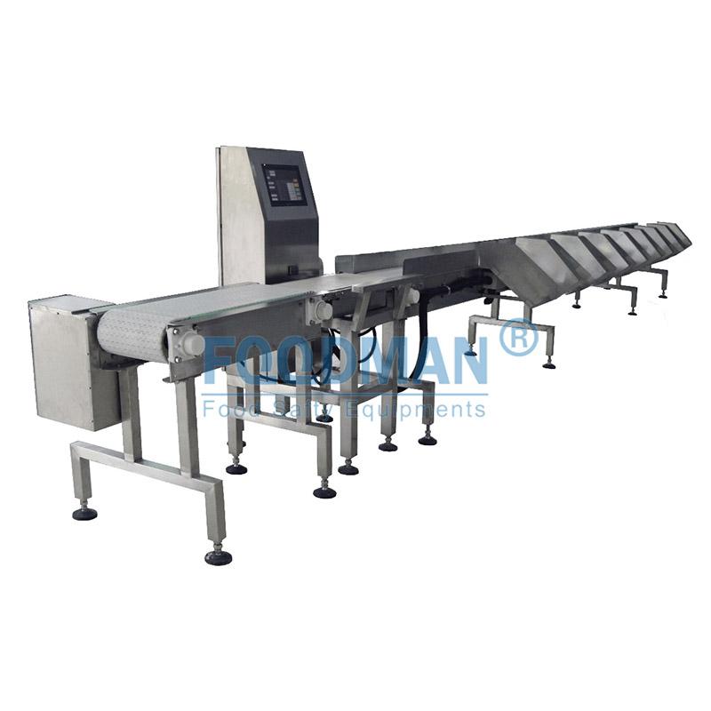 Conveyor Weight Grader YGW-LB350F8D