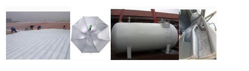 aluminium paste for roof coating