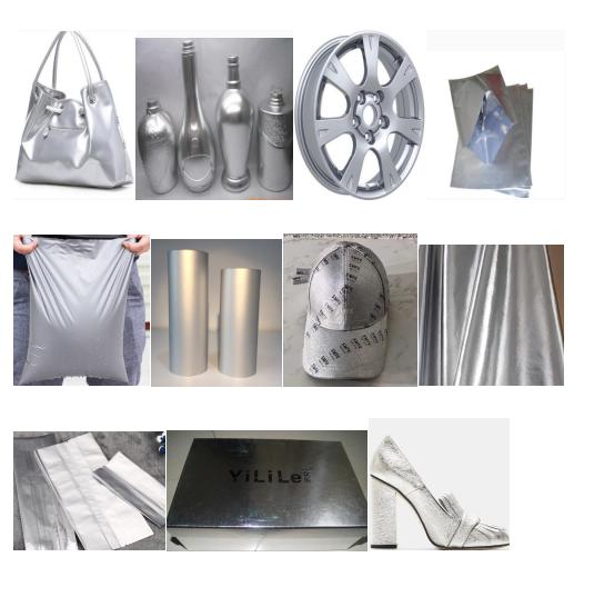 light smell aluminium paste
