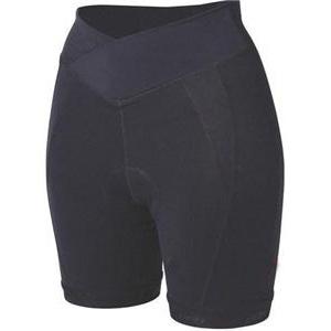Women Black Cycling Shorts