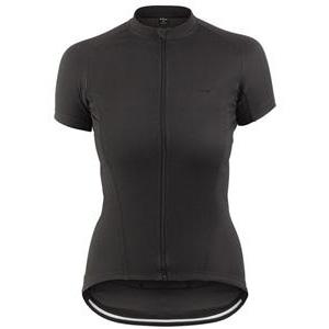 Women Short Sleeve Cycling Jersey Full Zipper