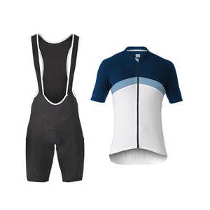 Men Bib Short with jersey Set