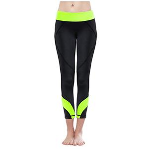 Funny Yoga Women's Mesh Cooling Workout Running Leggings