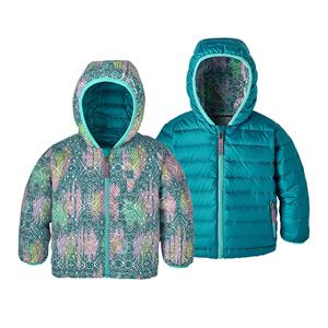 Baby Reversible Down Jacket Hoody