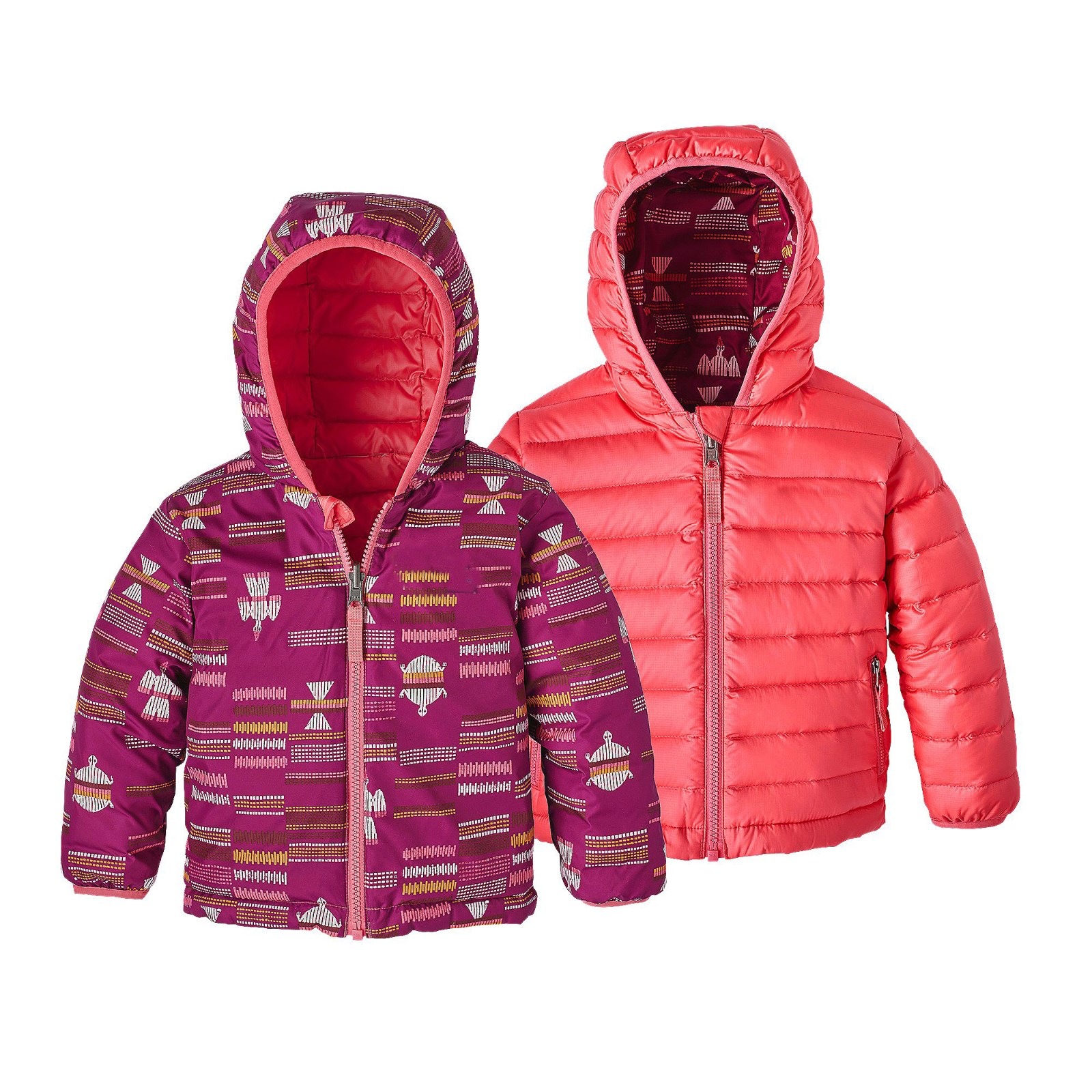 Baby Reversible Down Jacket Hoody Manufacturers, Baby Reversible Down Jacket Hoody Factory, Supply Baby Reversible Down Jacket Hoody