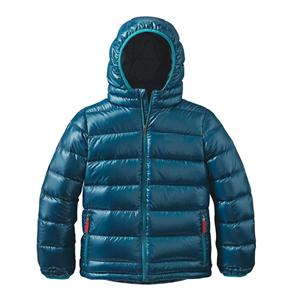 Boys' Hi-Loft Down Jacket Hoody