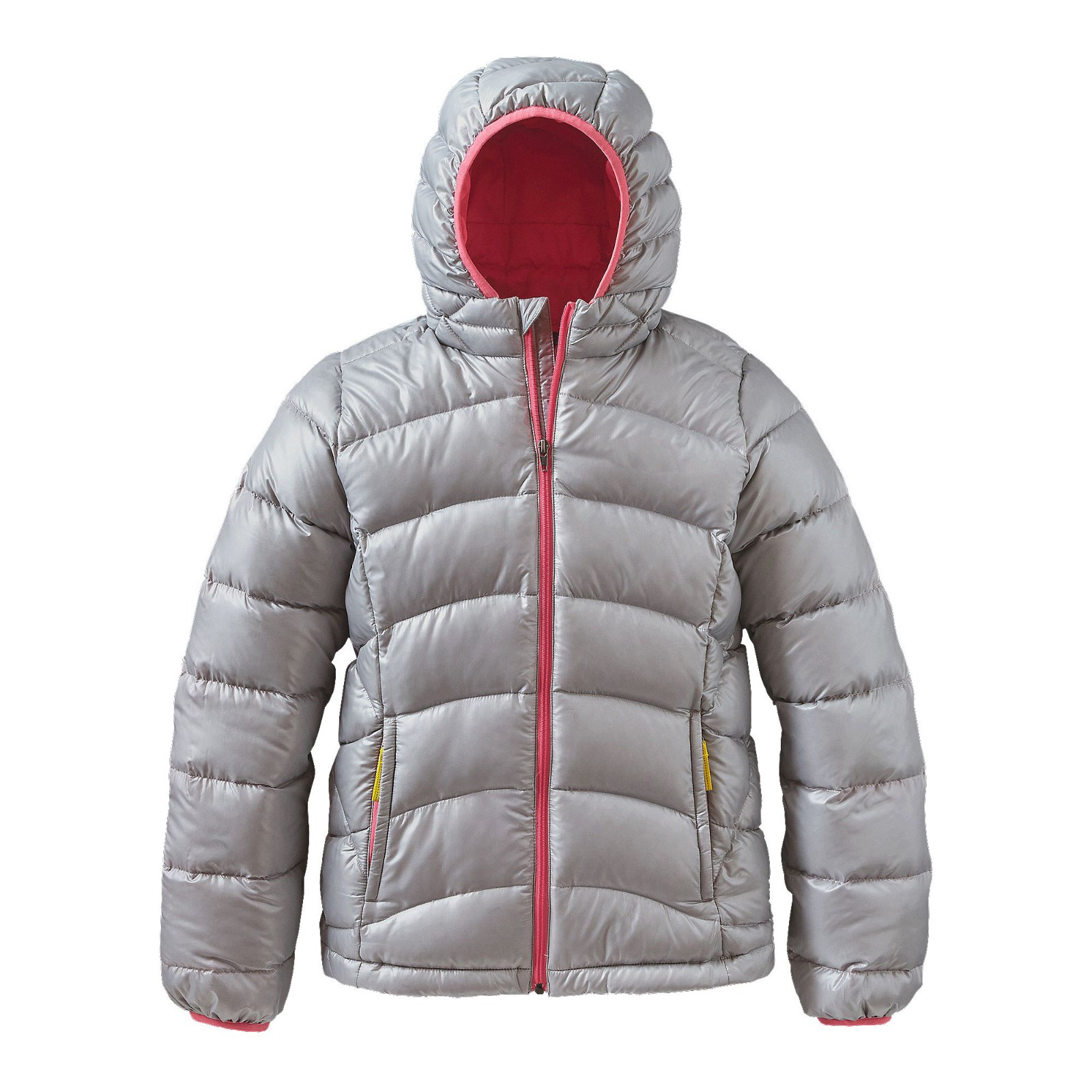 Girls' Down Jacket Hoody