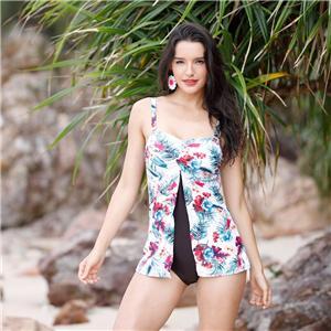 UNDERWIRE Floral bodysuit