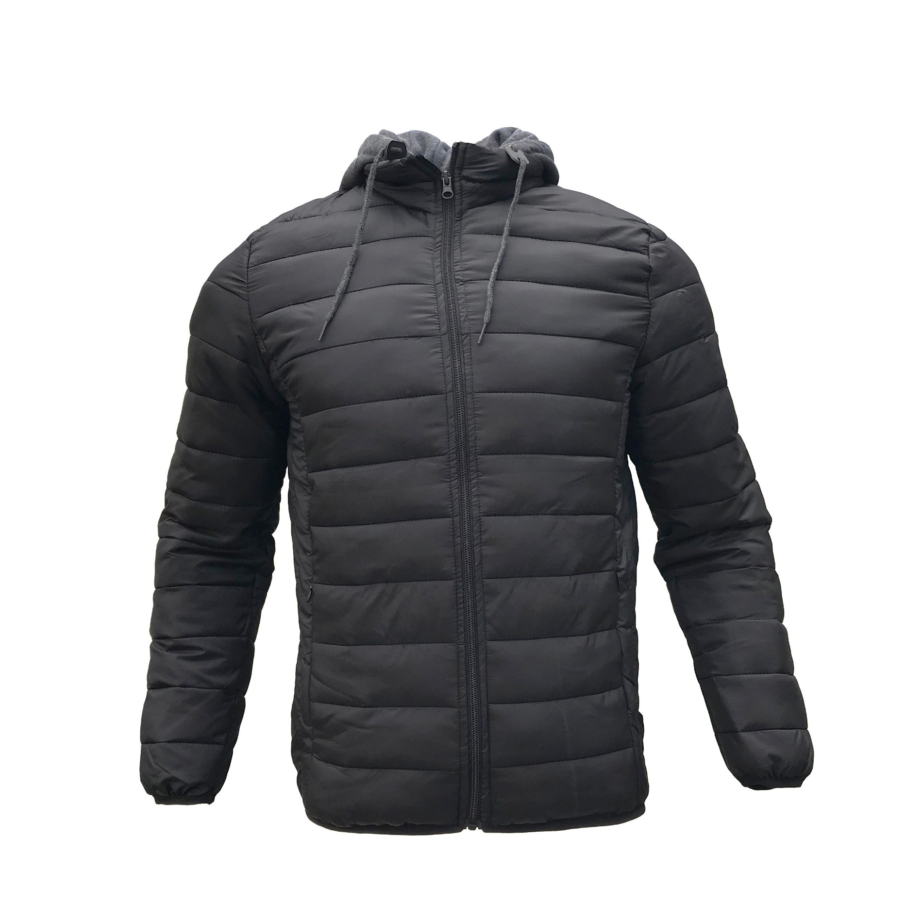 Men's High Quality Winter Jacket Mens Padded Coat With Hooded