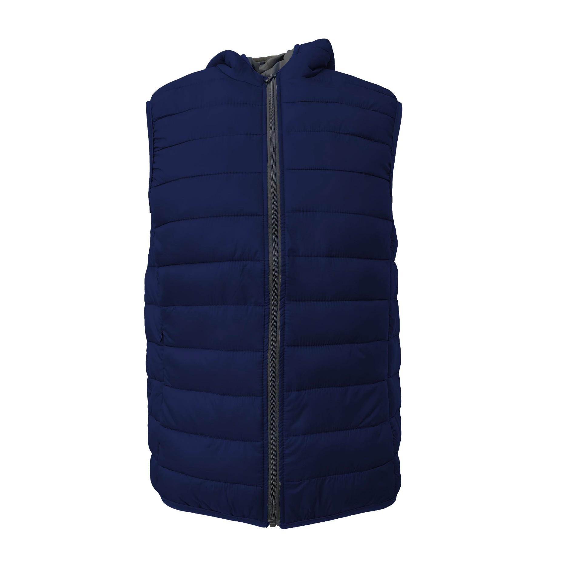 Men's Sleeveless Jackets Winter Padded hooded Vest Manufacturers, Men's Sleeveless Jackets Winter Padded hooded Vest Factory, Supply Men's Sleeveless Jackets Winter Padded hooded Vest
