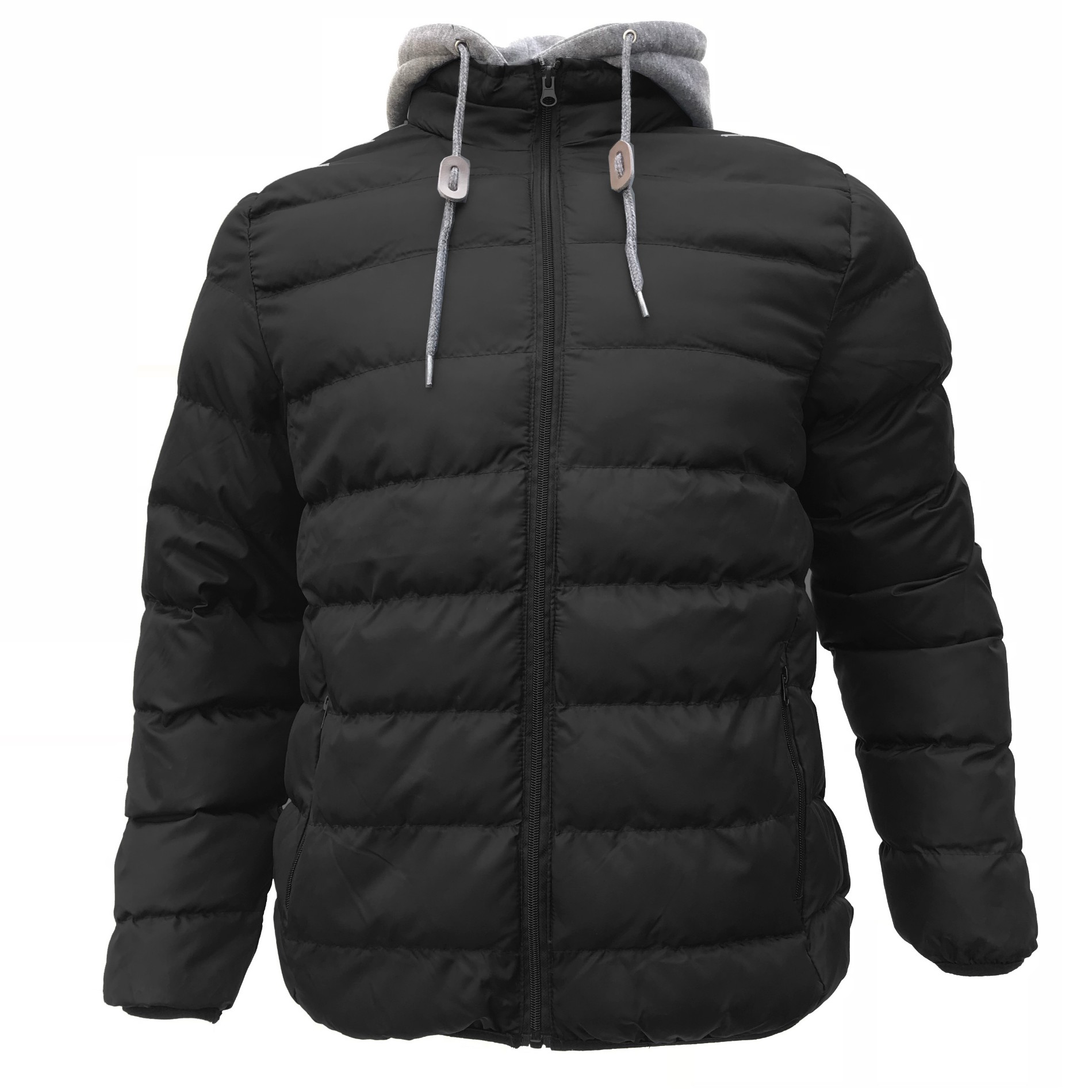 Men's High Quality Winter Coat Warm Padded Winter Jacket With Hood