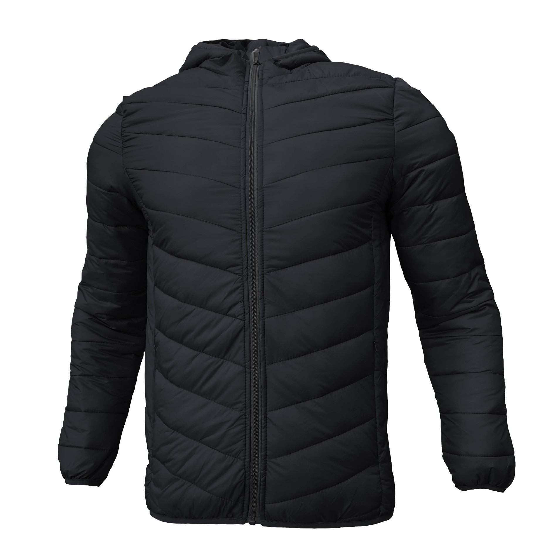 Men's Winter Quilted High Quality Hooded Padded Jacke Manufacturers, Men's Winter Quilted High Quality Hooded Padded Jacke Factory, Supply Men's Winter Quilted High Quality Hooded Padded Jacke