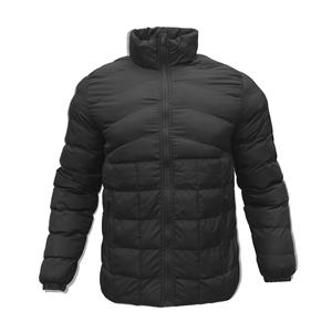 High quality padded Stand Collar Winter Jackets For Men