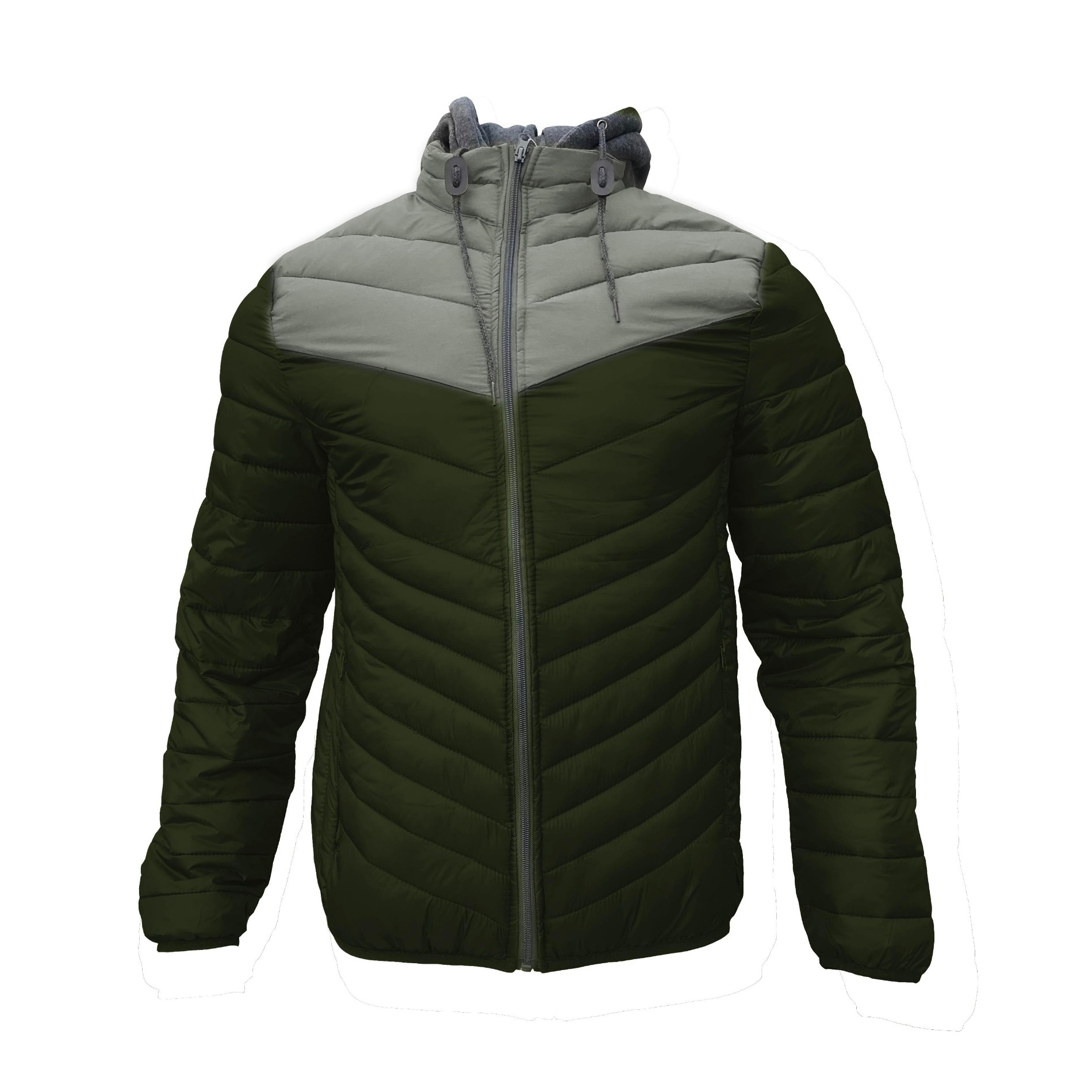 Men's Hooded Padding Jacket Winter Coat High Quality Padded Jackets