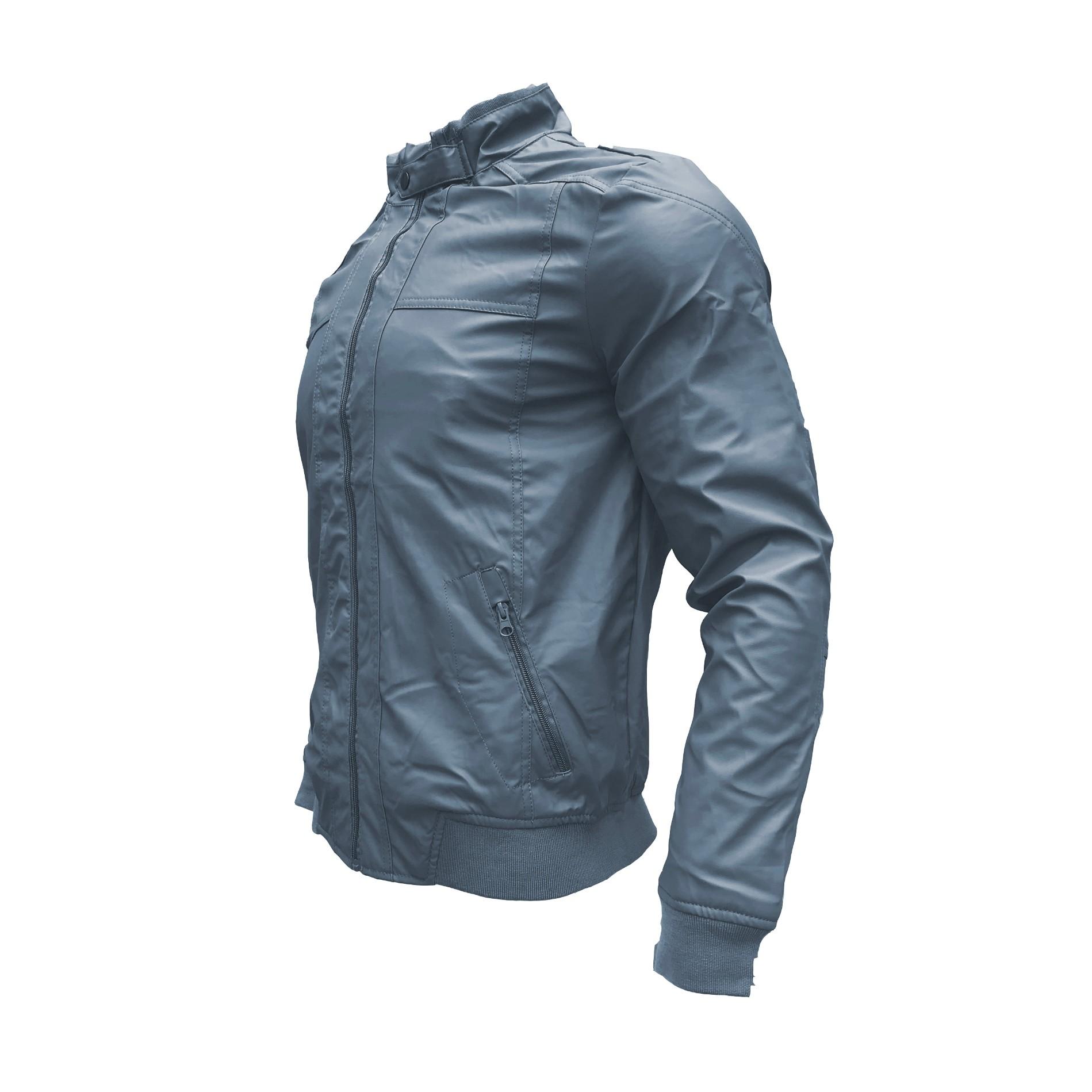 Men's PU Leather Jacket Man Manufacturers, Men's PU Leather Jacket Man Factory, Supply Men's PU Leather Jacket Man