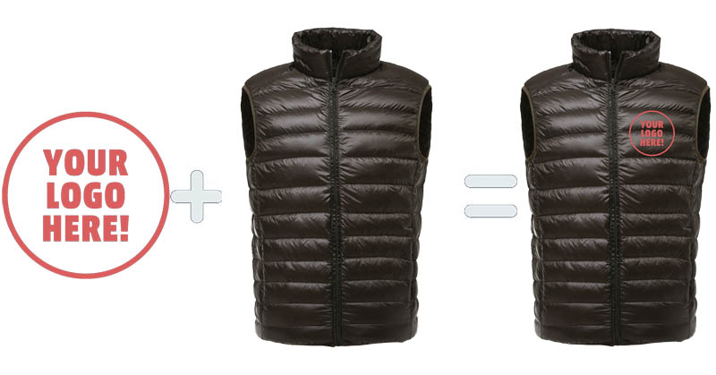 4 Step To Custom Your Down Jacket