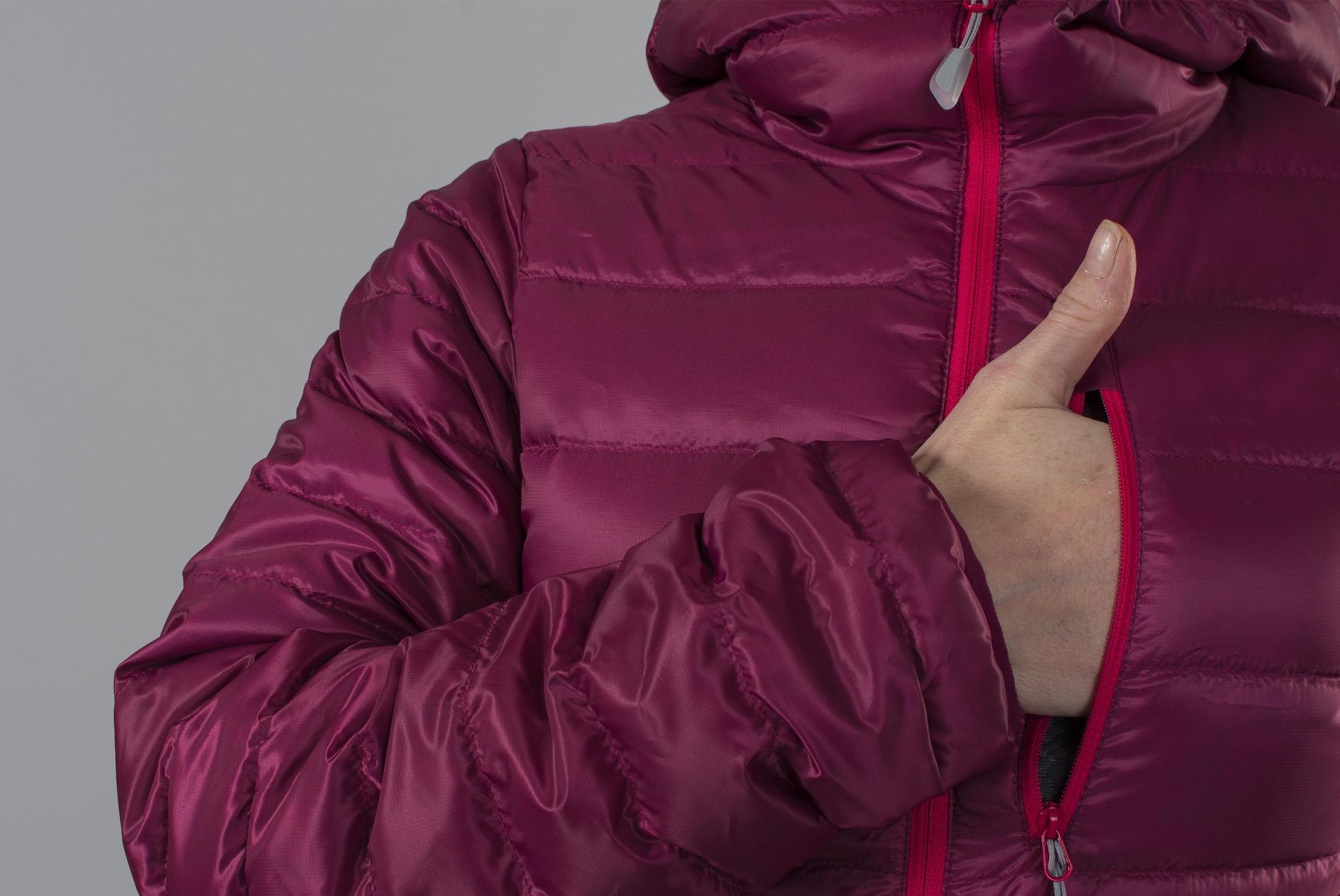 Filoment women hydrophobic hooded down jacket Manufacturers, Filoment women hydrophobic hooded down jacket Factory, Supply Filoment women hydrophobic hooded down jacket