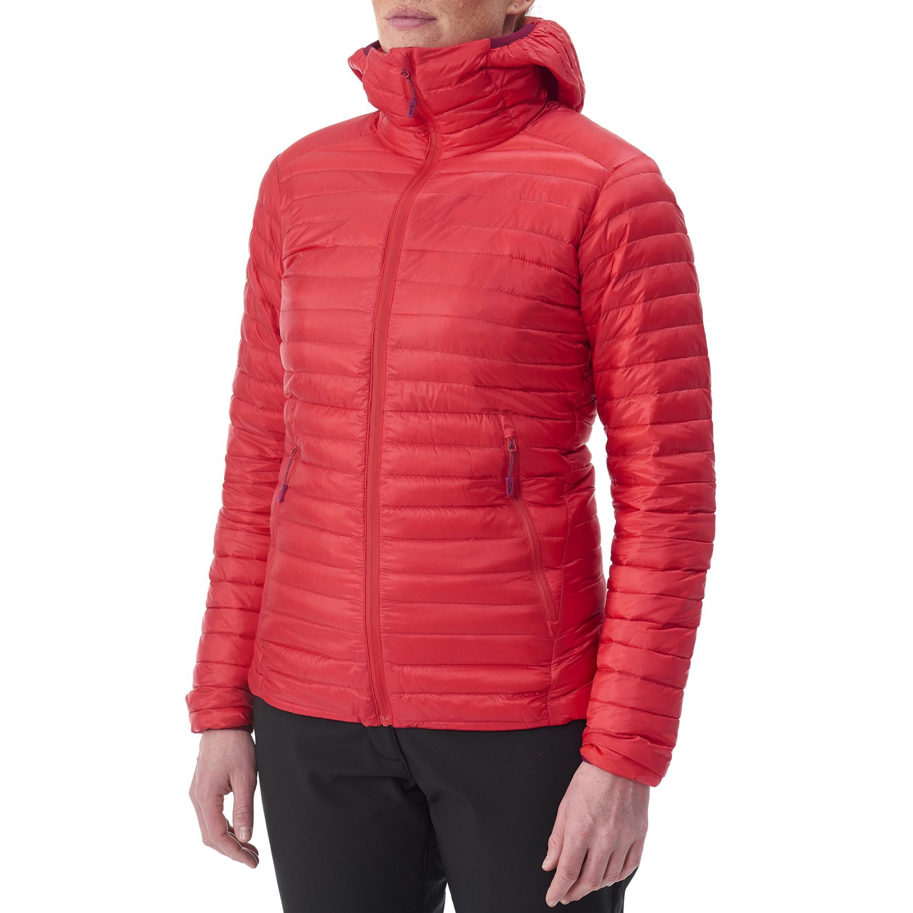 heel lift k down hoodie lightweight jacket